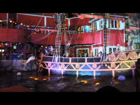 Treasure Island Live Boat Show Performance, Las Vegas