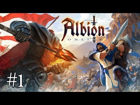 Albion Online: What is this place? (Force Plays #1)
