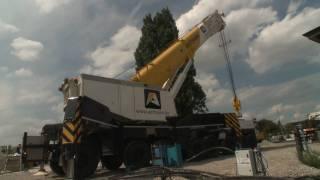 Terex-Demag AC500-2 van Aertssen aan het werk(, 2011-04-07T11:56:05.000Z)