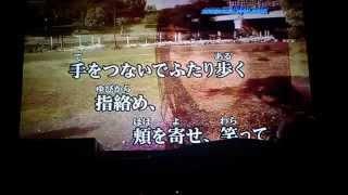 JOYSOUND f1 全国採点にて 阿部真央さんが高校三年生の時に作られた曲で...