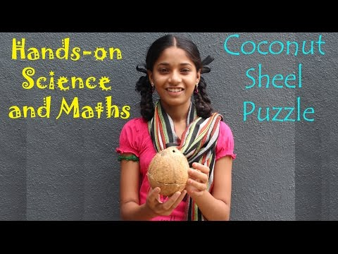 Coconut Shell Puzzle | English