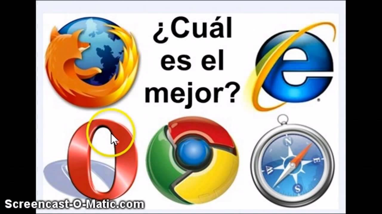 Cual es el mejor navegador web google chrome firefox for Cual es el mejor lavavajillas