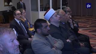 الأمير الحسن يدعو إلى تضافر الجهود لمواجهة التحديات المائية - (23-3-2018)