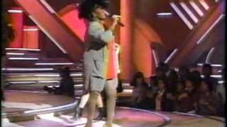 """New Attitude"" Patti LaBelle with the SOLID GOLD DANCERS"
