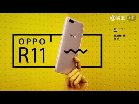 Oppo R11 Design Revealed In New Video