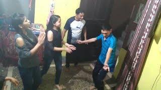 Garhwali dance   dj wala bhaiji  impossible to dance with a pure garhwali...