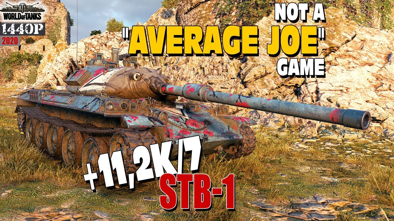 STB-1: Not a average Joe game