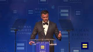 Josh Duhamel Presents a Clip from