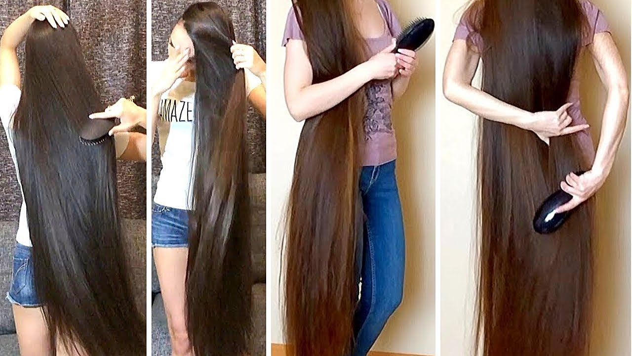 Just 1 Wash & Your Hair Will Grow Like Rapunzel - Grandma's Secret To Hair Like Crazy -