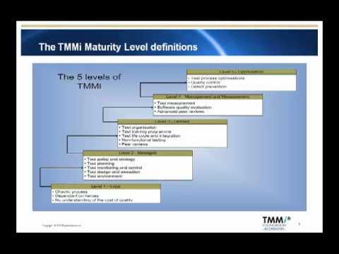 Maturity level test