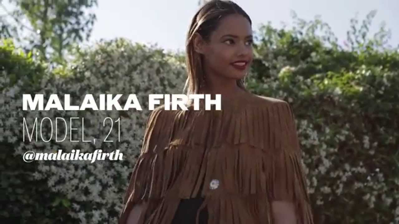 how to describe yourself in words we asked malaika firth how to describe yourself in 5 words we asked malaika firth amber anderson burberry in la