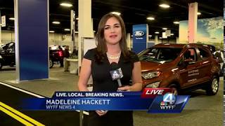 Future of cars brought to life at SC Auto Show