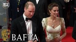 Royal Arrival @ BAFTA 2020 - Duchess of Cambridge Kate Middleton & Prince William, Duke of Cambridge