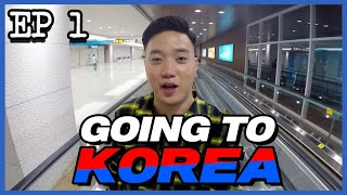 GOING TO KOREA!