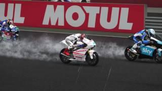 Valentino Rossi The Game PS4 雨んなかダウングレードスキル上げ リオオンド イージー