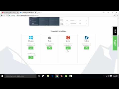 How To  Mine Aeon Cryptocurrency At Miner Gate