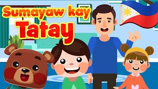 Dance to your Daddy in Filipino | Philippines Kids Nursery Rhymes & Songs | Awiting Pambata