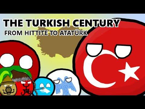 The Turkish Century   From Hittites to Atatürk