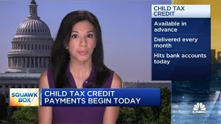 What to know about the Child Tax Credit payments beginning today