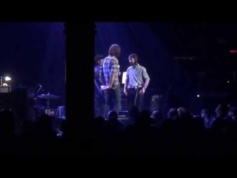 "Band of Horses - ""Neighbor"" (A cappella) - LIVE at The Ryman, Nashville, TN"