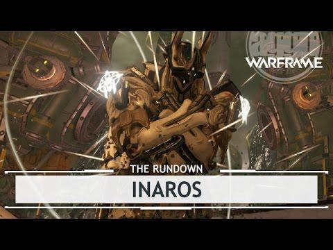 Warframe: Inaros, Sucking Them Dry [therundown]