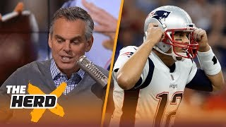The 2017-18 Patriots could be as dominant as the undefeated team with Randy Moss | THE HERD