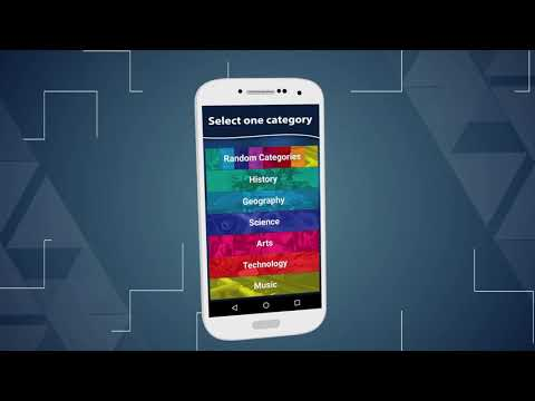 Quiz of Knowledge Android Game Promo Video