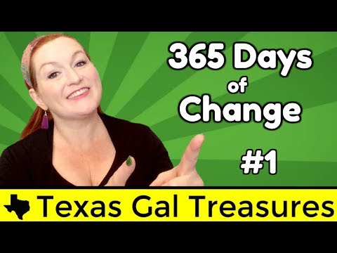 Episode 1 - 365 Day Challenge - #tgt365 - Making Small Changes Everyday Improve Your Life - Others