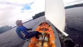 16' Cutter Rig Sailboat - WildBill