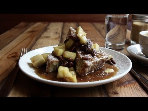 Make NY CHOW Report - French Toast at Anella Screenshots