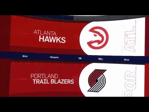 Portland Trailblazers vs Atlanta Hawks Game Recap | 1/26/19 | NBA