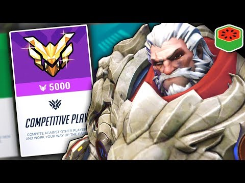 THE FATTEST OF SHATS!   Overwatch (Placements) thumbnail