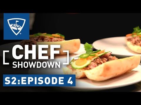 Chef Showdown | Season 2: Episode 4 | Topgolf