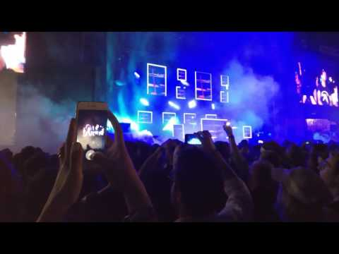 Aphex Twin - Live @ Primavera Sound - Barcelona -  2017.06.01 (Part 1 of 2)
