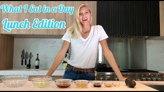 What I Eat in a Day: Lunch Edition | Devon Windsor | Healthy Honey Lemon Chicken