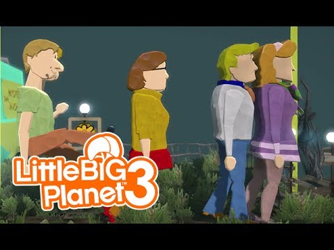 LittleBIGPlanet 3 - Scooby-Doo DEATHRUN [Playstation 4]