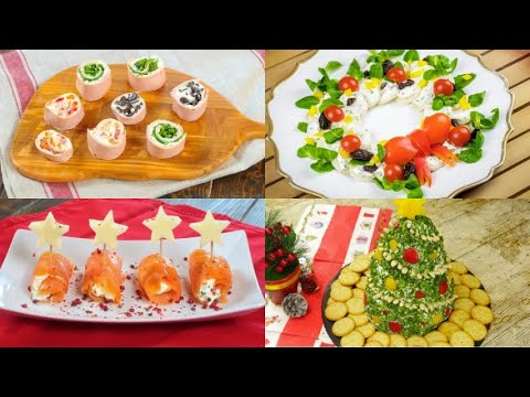 8 Simple and delicious ideas to decorate your Christmas table