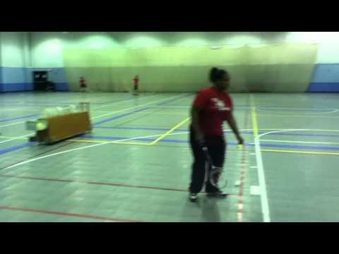 badminton post test