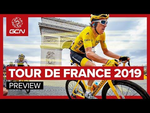 Tour de France 2019 - cover