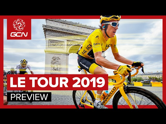 58ce71fc774 Who Will Win The Tour de France? | GCN's 2019 Le Tour Preview Show. Global  Cycling Network