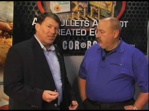 CORBON  Interview with SD Governor Mike Rounds at the 2010 Shot Show