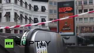 Belgium: Brussels on lockdown over terror alert, soldiers deployed