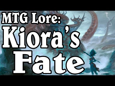 MTG Lore: Kiora's