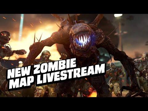 Call of Duty Firebase Z New Zombie Map
