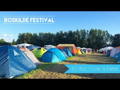 Music and Mud   Roskilde 2017