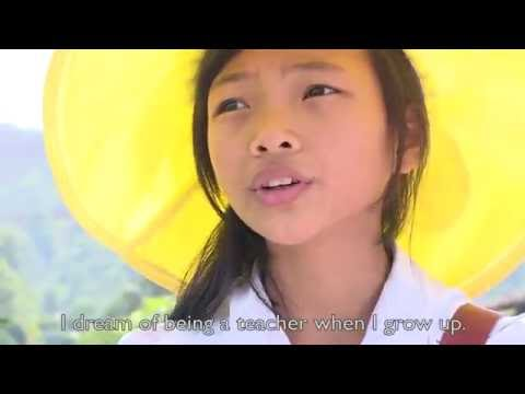 Save the Children in Vietnam - Trang's Story (Sponsorship Pr...