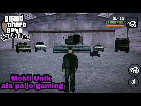 Mobil-Mobil Unik Ala Paijo Gaming Di GTA San Andreas - Android