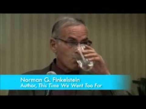 Norman Finkelstein - Gaza Massacre (2010)