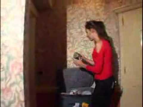 Fernanda Tavares in the Hotel