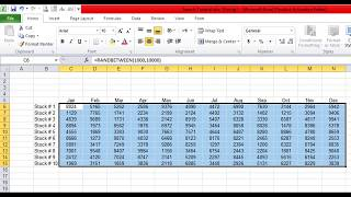 E i : Excel Data Entry Tricks: Insert Data into Multiple Cells at Once in Excel.